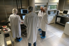 Clean room Institute of Non-Metallic Materials, Clausthal University of Technology